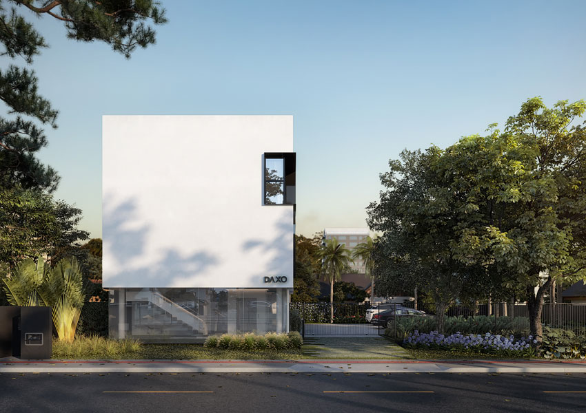 Daxo Construtora - Construtora Alto padrão em Joinville e Santa Catarina