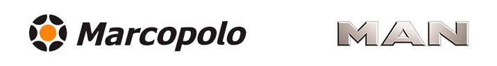 Logotipos Marco Polo y Man