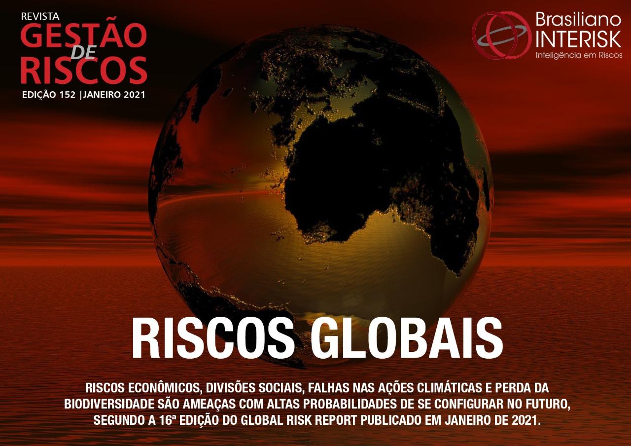 Revista Gestão de Riscos - Edição 152