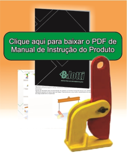 Call to action manual pega chapa horizontal