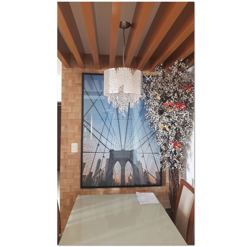 Quadro Decore Pronto Ponte do Brooklyn