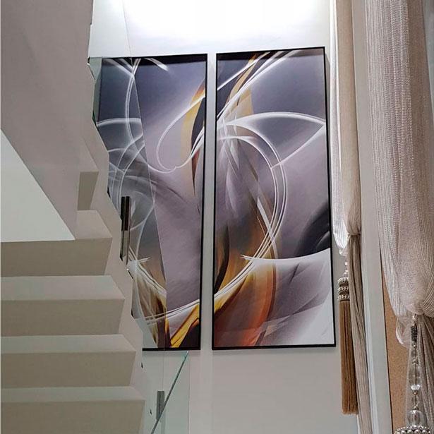 Tela canvas personalizada