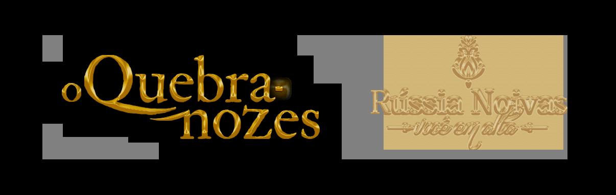 Logo nova coleção Rússia Noivas