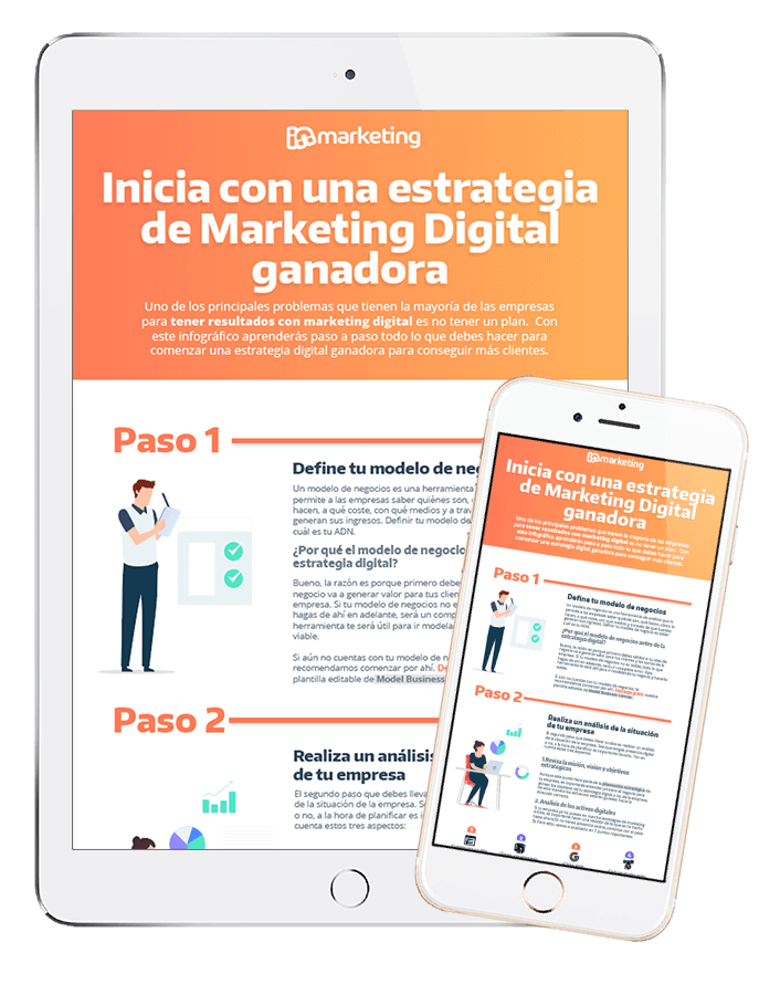 estrategia de marketing digital ganadora