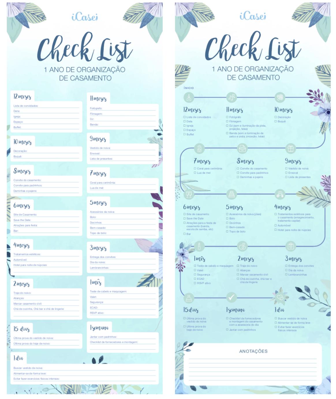 checklist-casamento