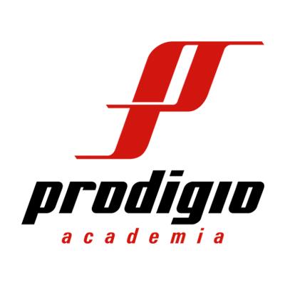 Prodígio Academia Logo