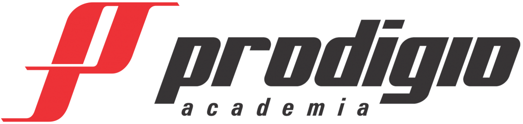 Logo da Prodígio Academia