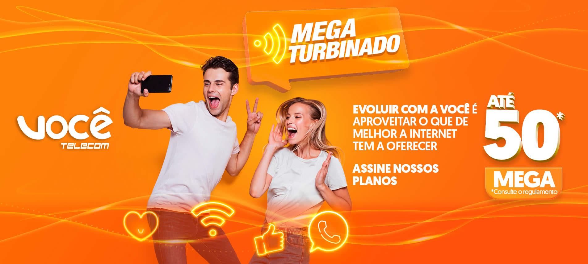 Você Telelecom - Muito Mais que Internet em Macapá-AP