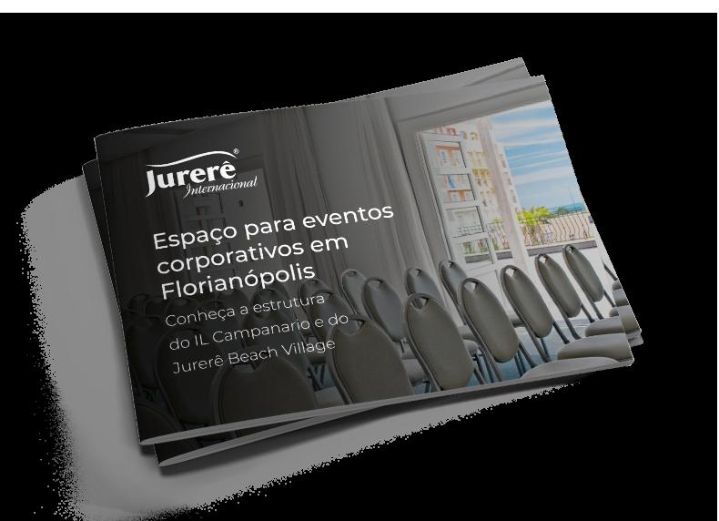 espaço para eventos corporativos em Florianópolis