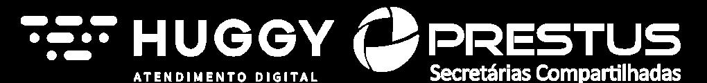 Logo Huggy e Prestus