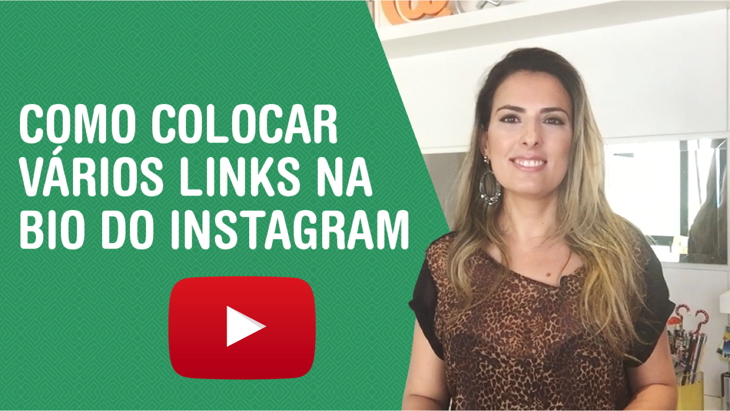 Vídeo Aula Como Colocar Vários Links na Bio do Instagram