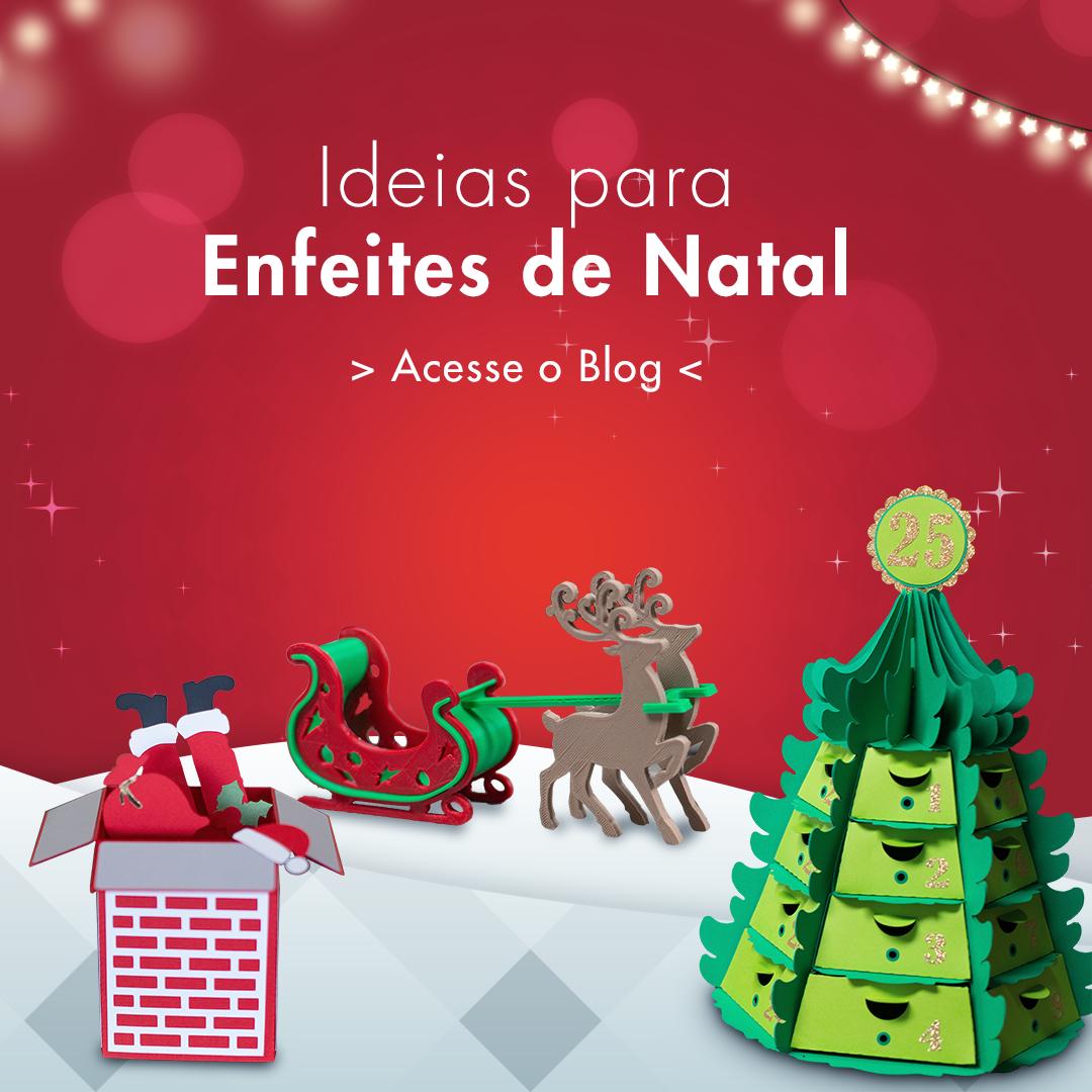 Ideias para Enfeites de Natal