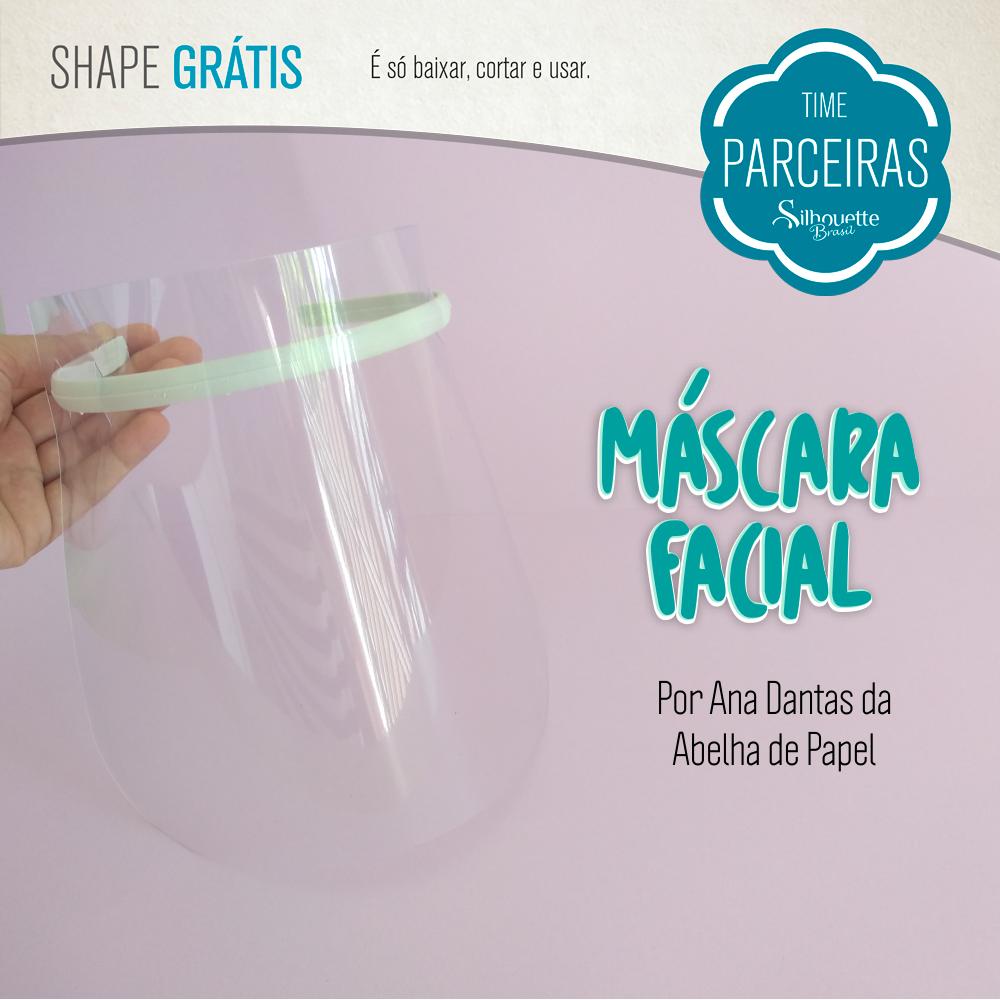 Shapes Grátis - Máscara de Acetato
