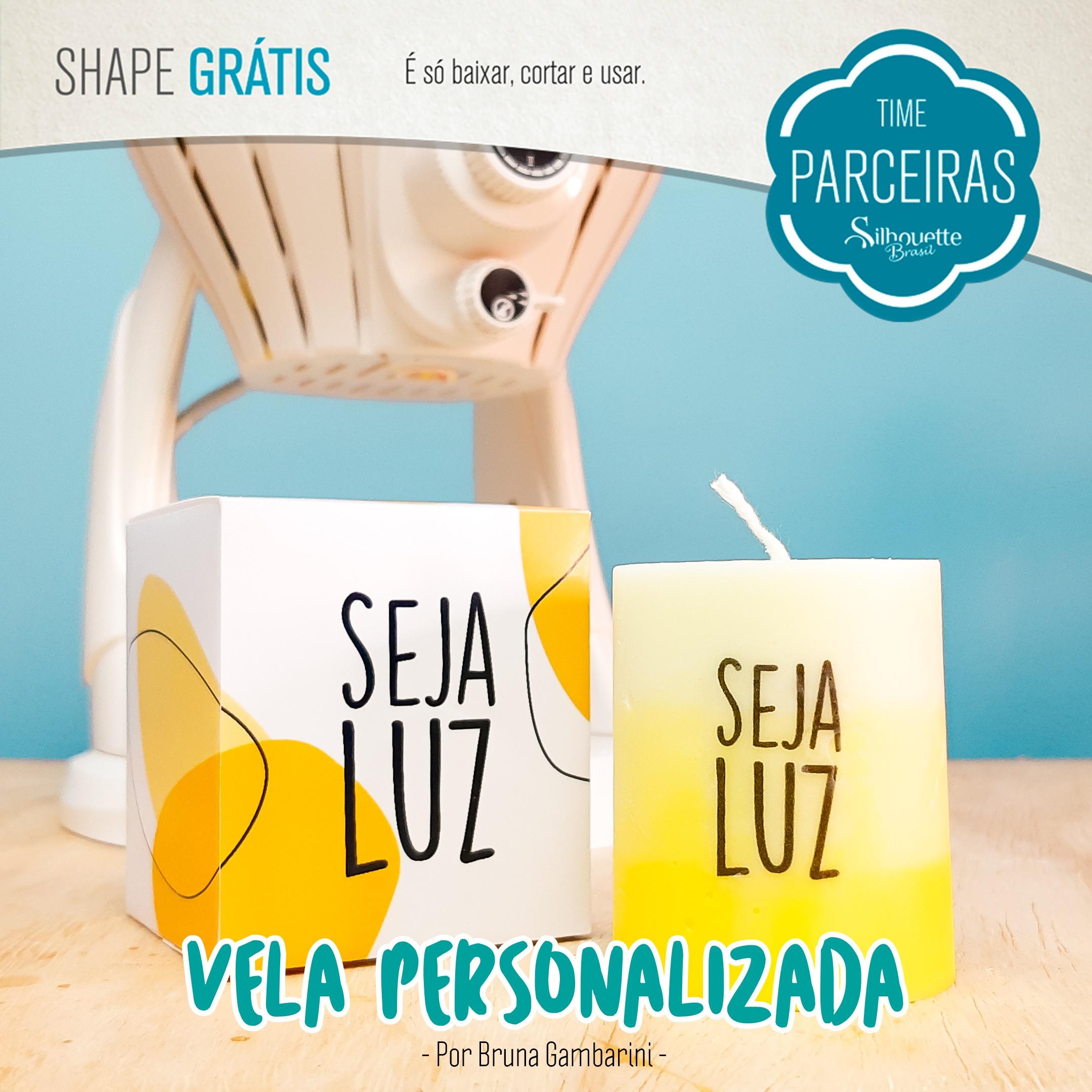 DIY - Vela Personalizada