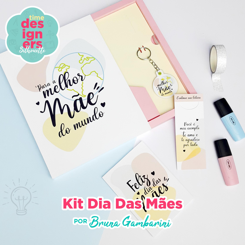 Arquivo Grátis -  Kit Dia das Mães