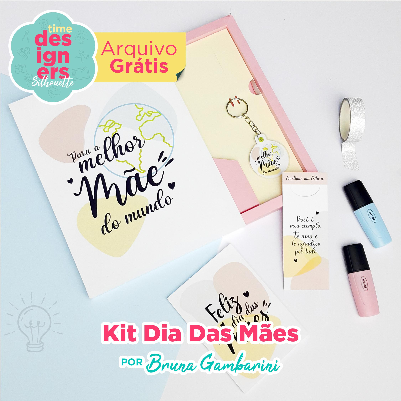 Faça o Download Arquivos do Kit Especial Dia das Mães