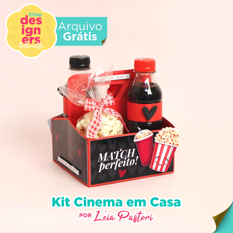 Faça o Download do Arquivo Grátis do Kit Cinema em Casa