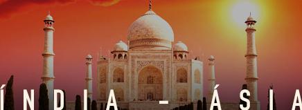 Índia com Promoção Especial