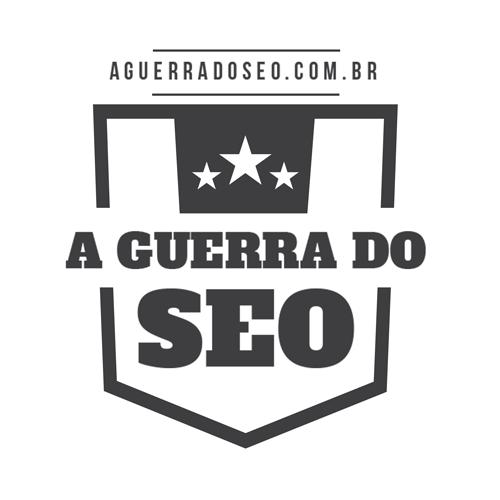 """Logotipo """"A Guerra do SEO"""""""