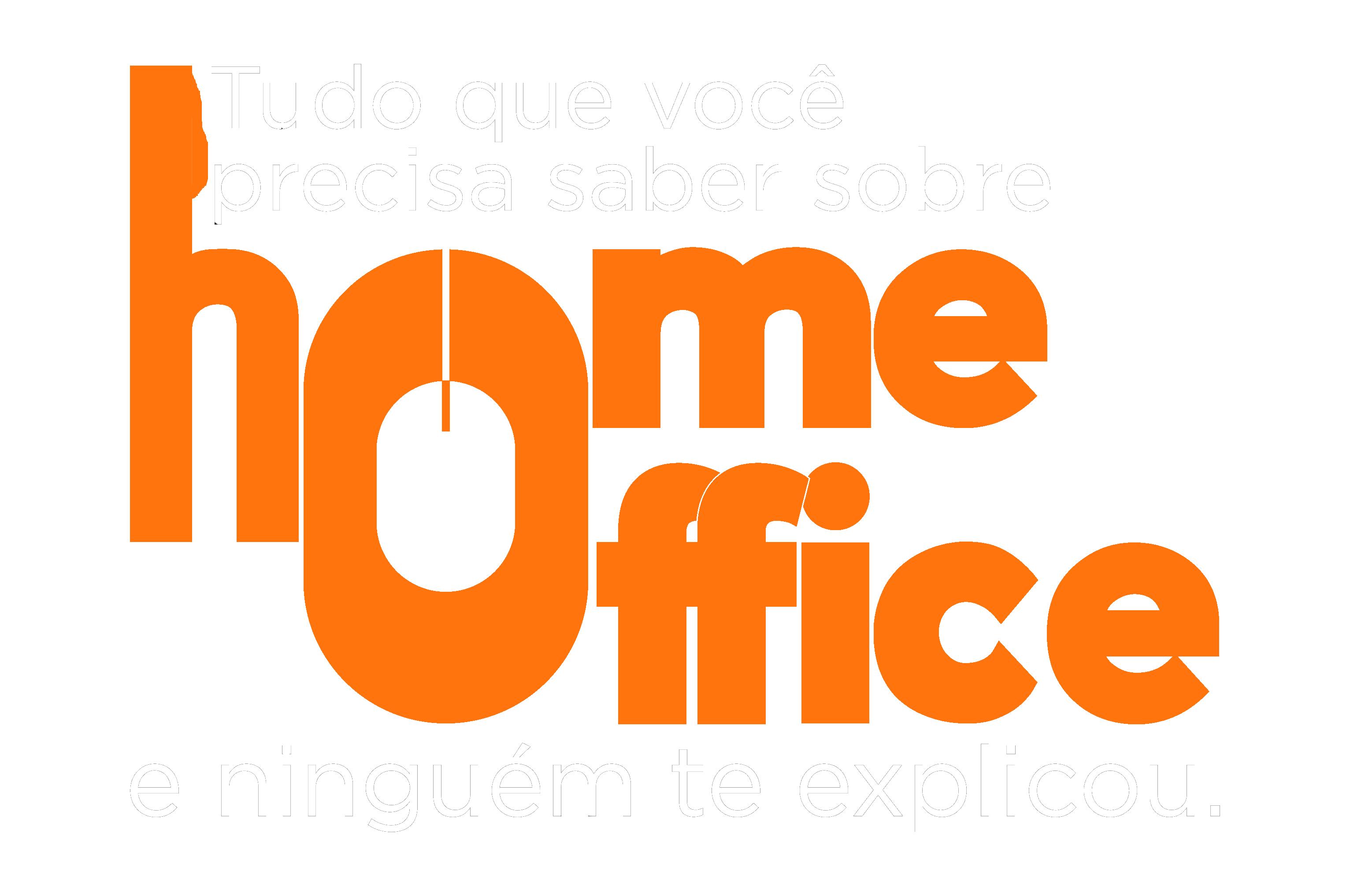 Em destaque, o título do curso: Tudo que você precisa saber sobre home office e ninguém te explicou.