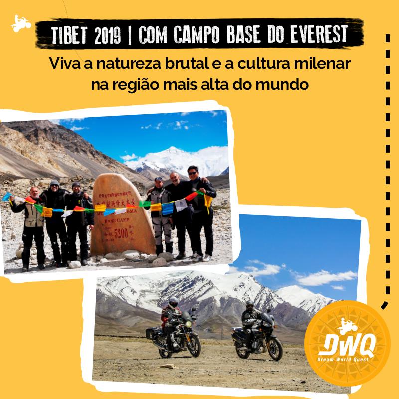 TIBET e Everest DWQ