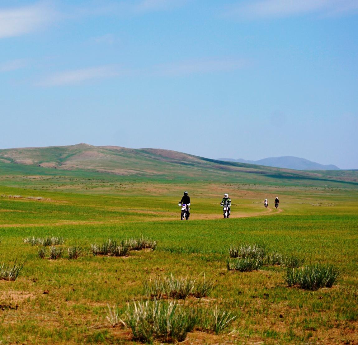 Mongolia DWQ