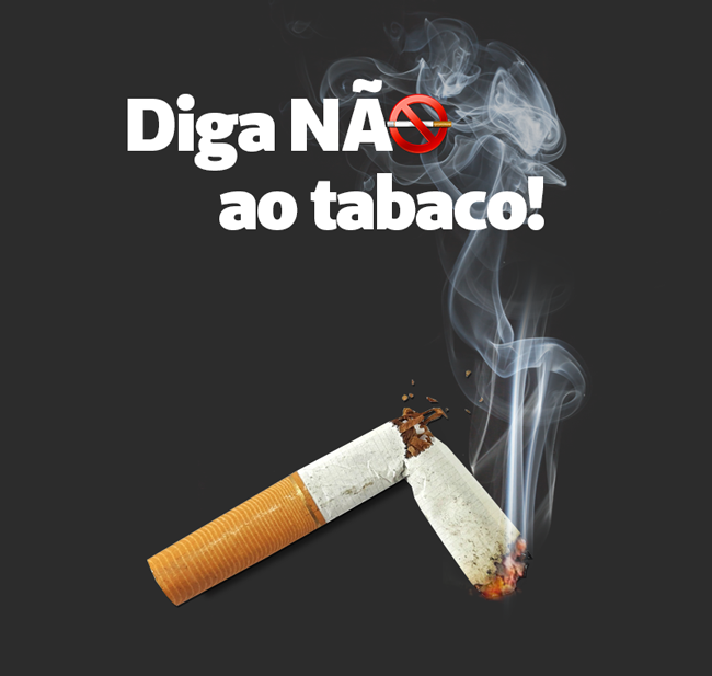Programa Livre do Tabaco - Diga não ao Tabaco