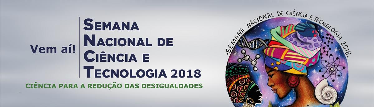 Arte_Semana Nacional da Ciência e Tecnologia