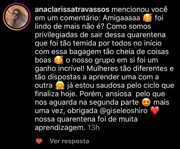 Ana Clarissa - Procuro-me