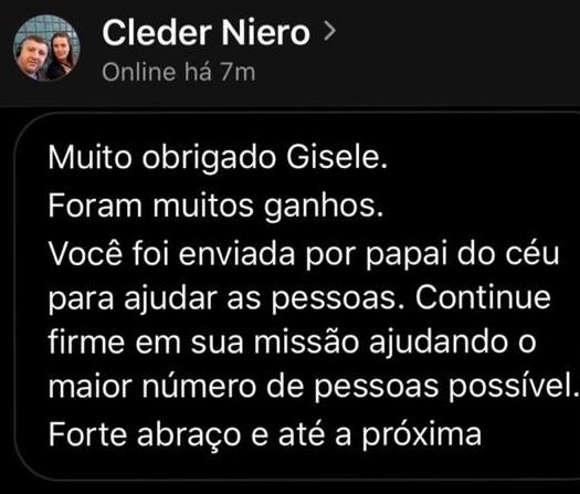 Cleder Niero - Procuro-me