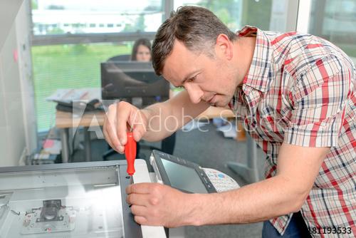 curso de impressora laser