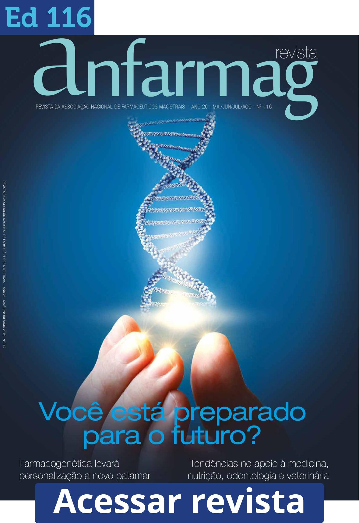 Revista Anfarmag edição 114