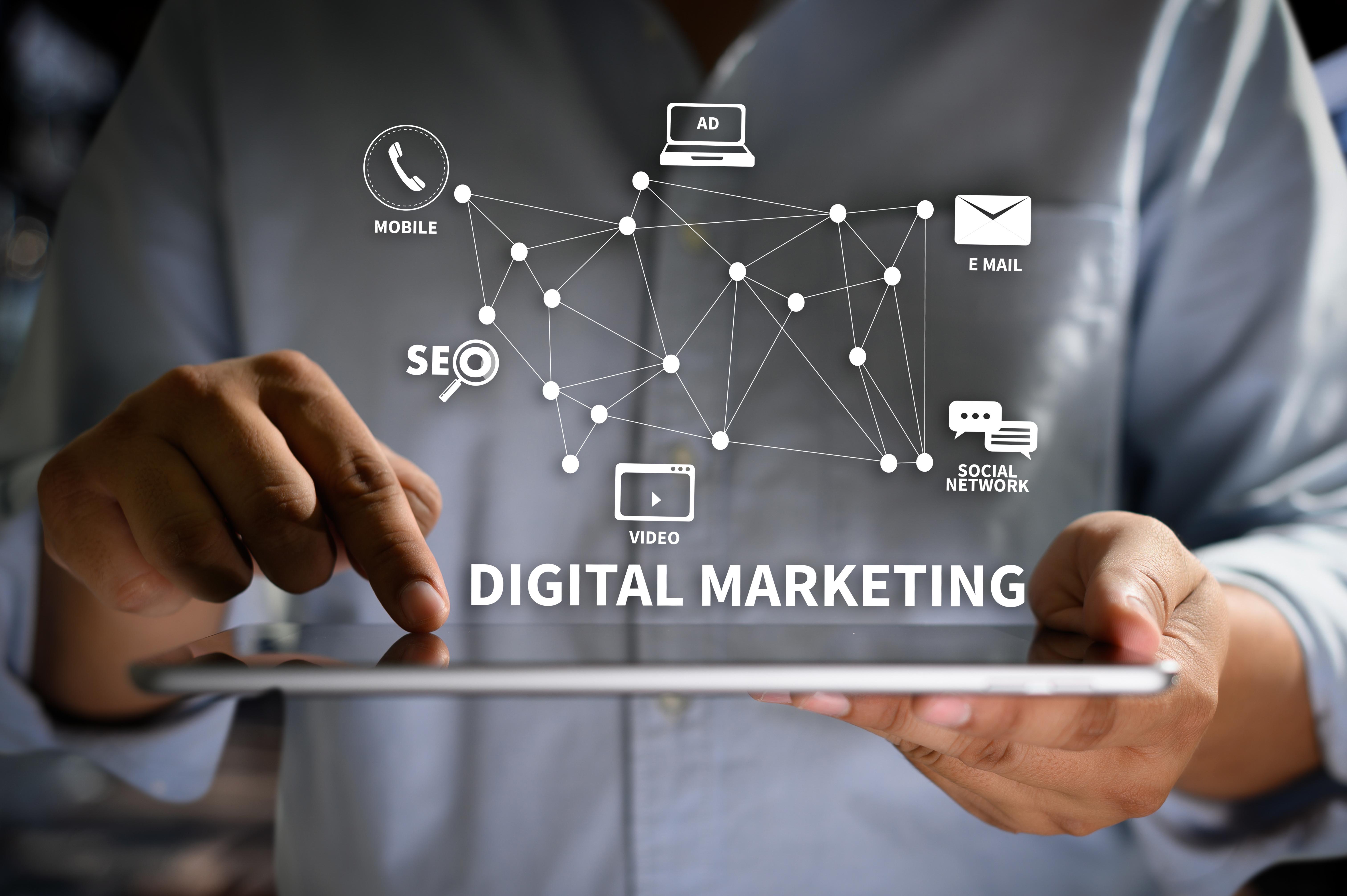 Notícias sobre Marketing Digital
