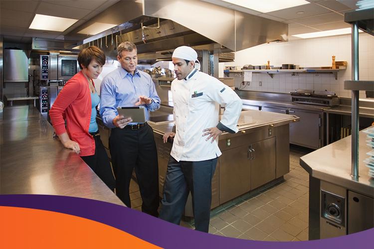 Linx: Ebook Guia da Gestão de Food Service