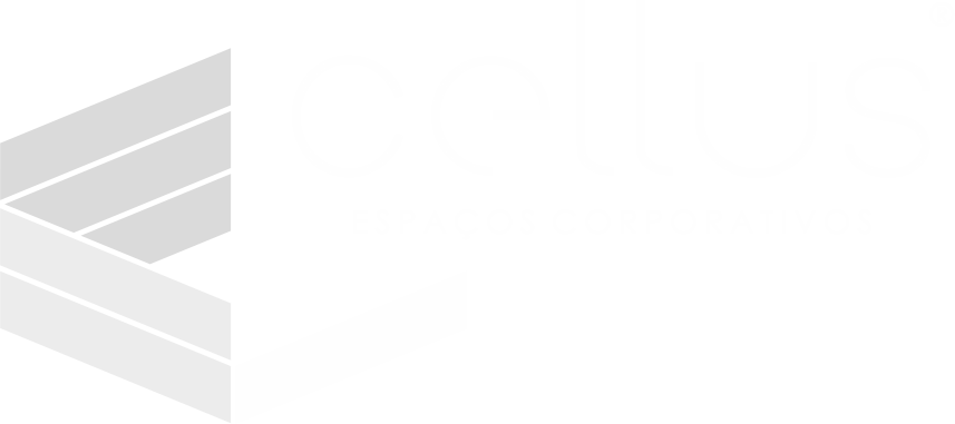 Cellus Espaços Corporativos - Projeto de obra executada na agência bancária Sicoob