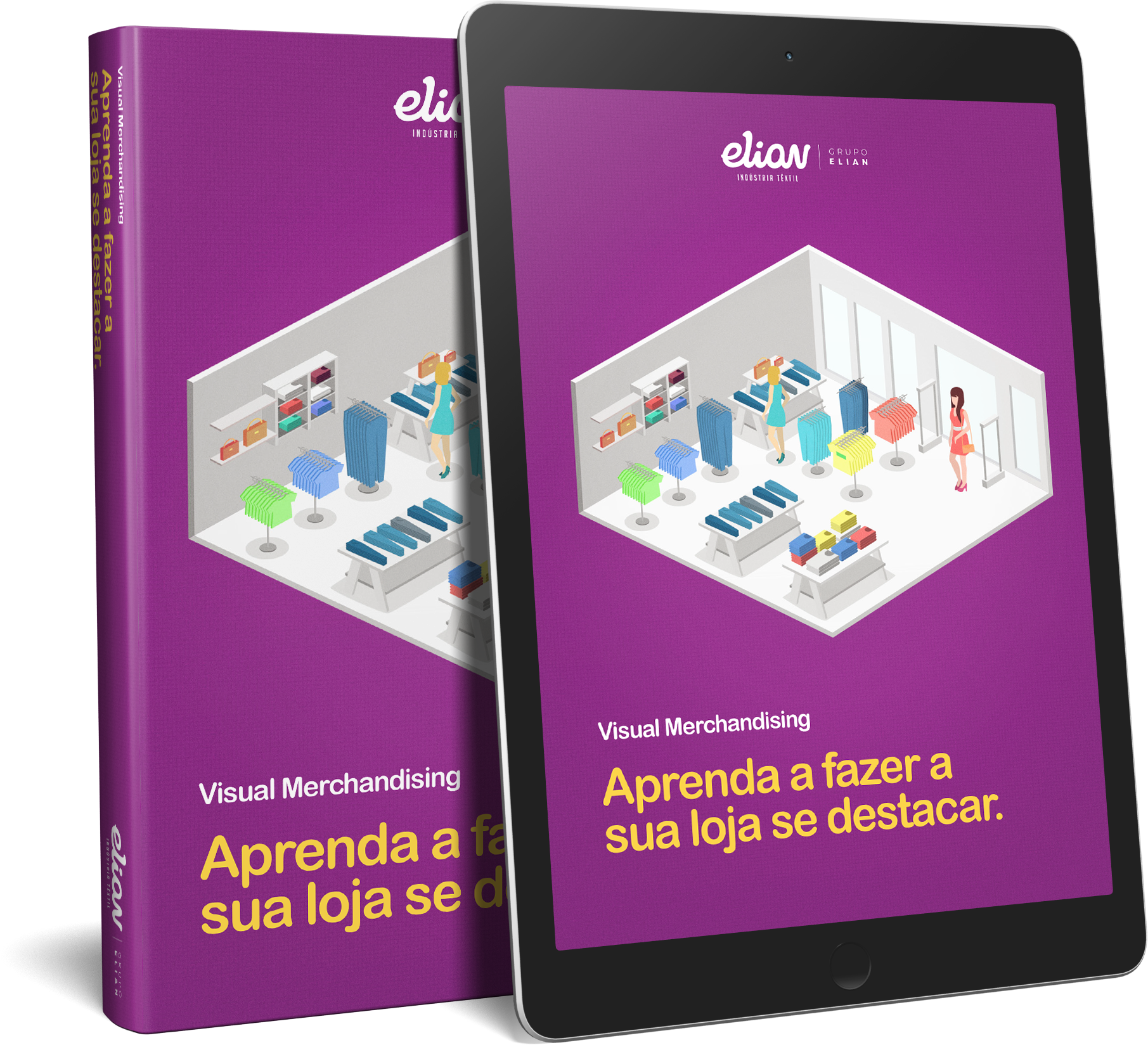 E-book Elian Visual Merchandising