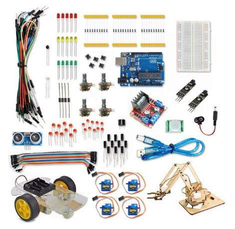 kit-arduino-robotica