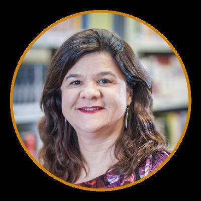 Betânia de Moraes Alfolsin - Coordenadora do Curso
