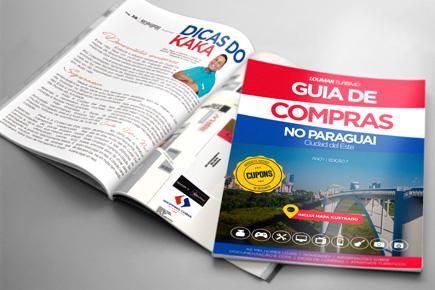 Guia de Compras Paraguai - Loumar Turismo