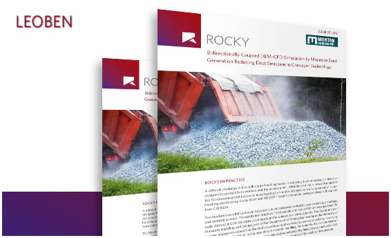 IMS uses Rocky DEM to optimize Mining Equipment Design