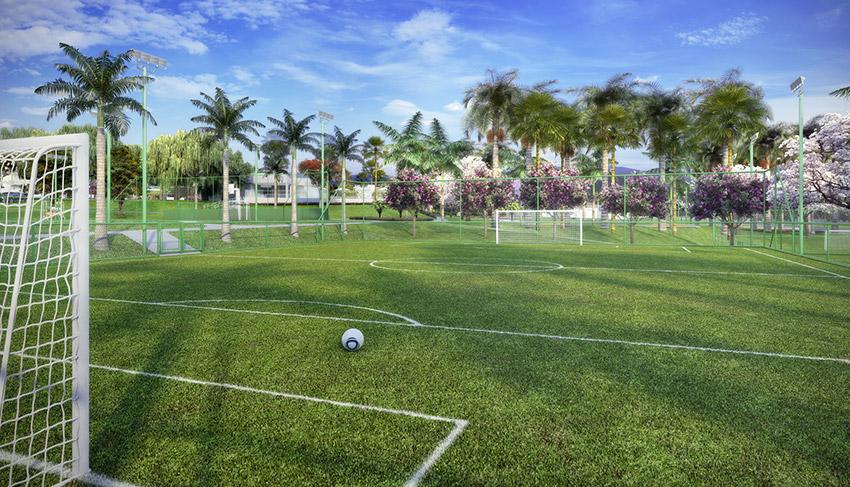 Village Damha 4 - Campo de futebol