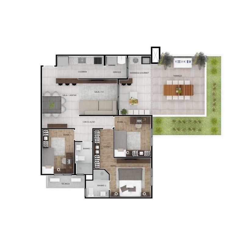 Jairo Bianco Suites