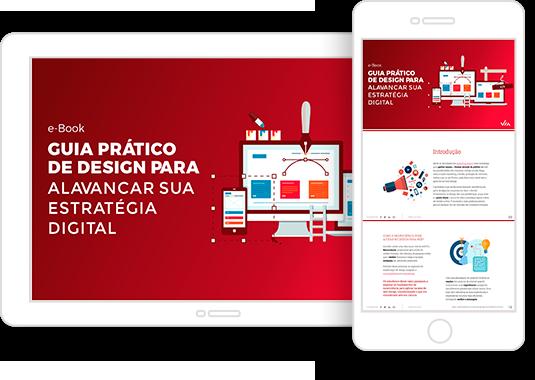 e-Book Guia prático de Design para alavancar sua Estratégia Digital