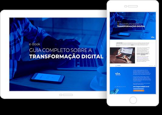 Guia completo sobre a transformação digital