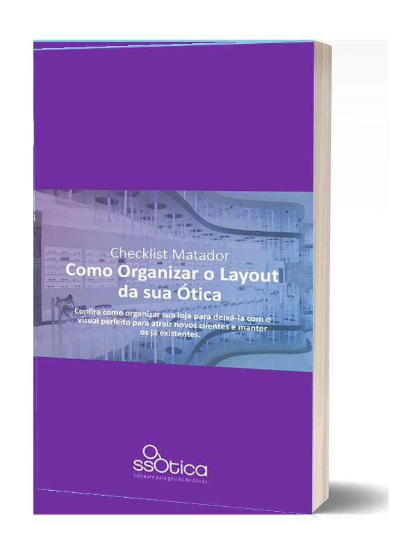 Checklist: como organizar o layout da sua ótica