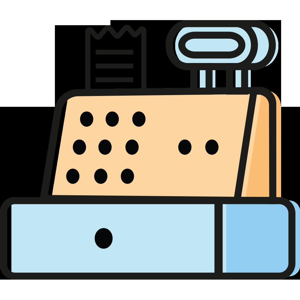 controle de vendas e caixa