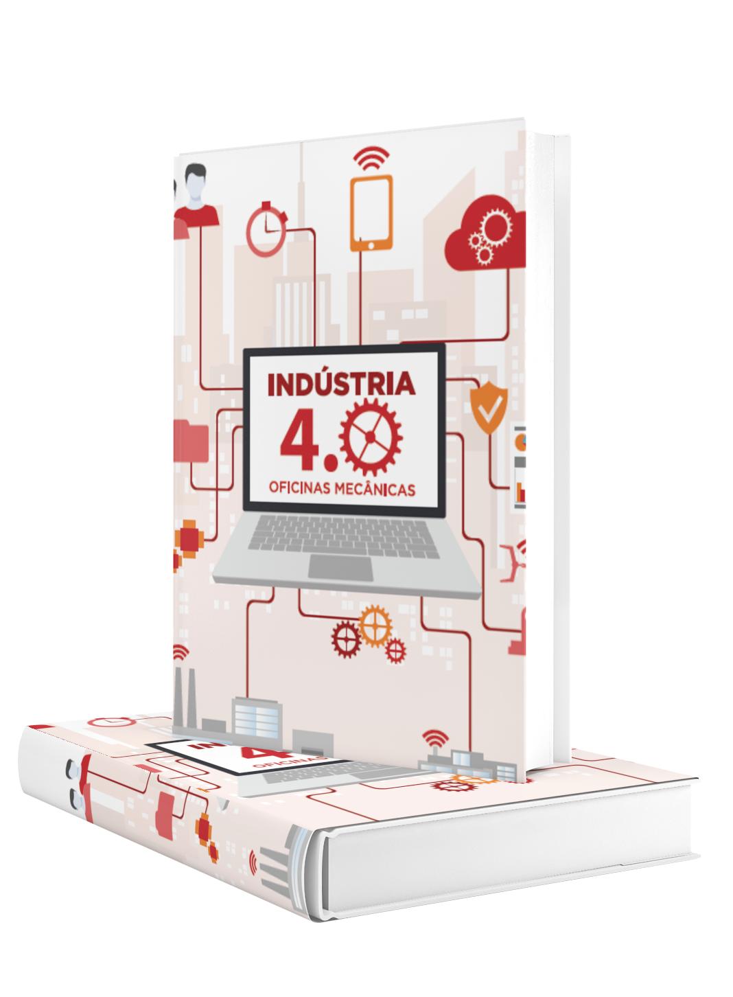 eBook A Indústria 4.0 e as oficinas mecânicas