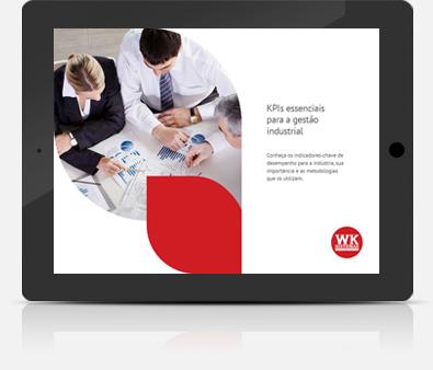e-book: KPIs: essenciais para a gestão industrial