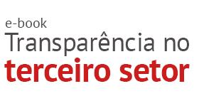 e-book Transparência no terceiro setor