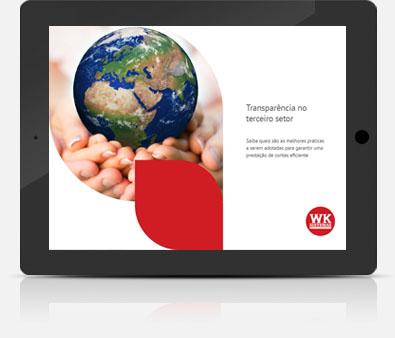 e-book: Transparência no terceiro setor